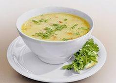 Суп с куриный с лапшой
